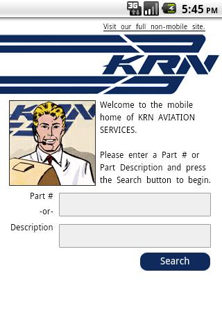Aircraft Parts Finder- screenshot