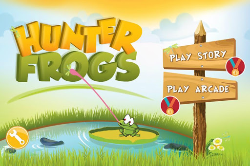 Hunter Frogs - FREE