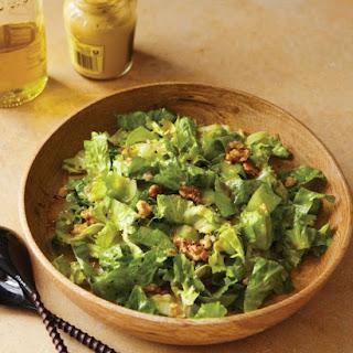 Escarole and Walnut Salad