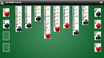 Screenshot of Freecell
