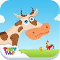 Farm Animal Sounds - for Kids icon