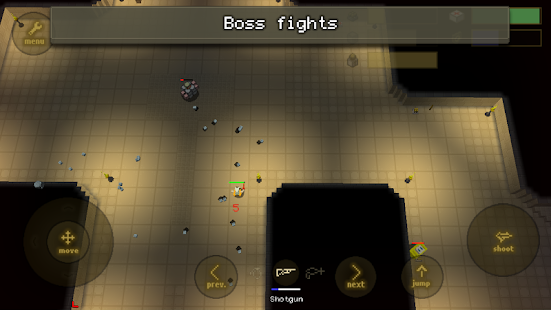 Alien Blitz Screenshot 2
