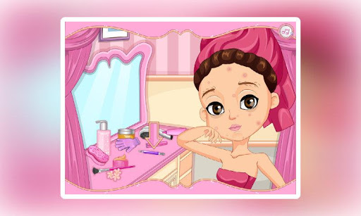 Lovely Girl Makeover