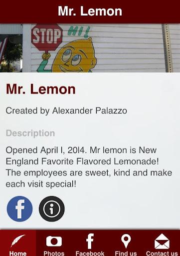 Mr. Lemon