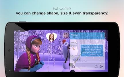 HoverChat (formerly Ninja SMS) Screenshot 3