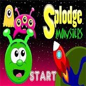 Splodge Monsters