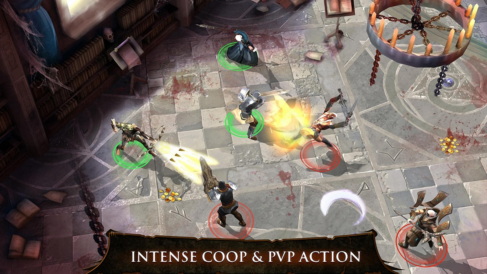 Screenshots of Dungeon Hunter 4 for Android