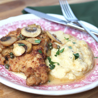 Twisted Chicken Piccata
