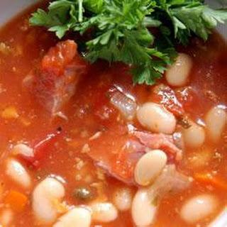 Pasta with White Beans (Pasta e Fagioli).