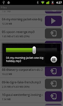 BitTorrent® Remote APK screenshot thumbnail 7