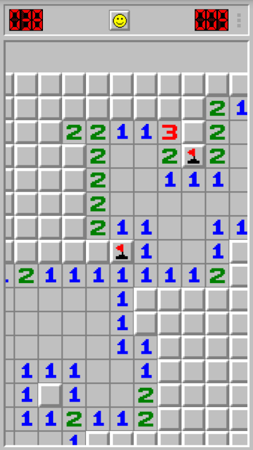 Minesweeper Classic fr Windows- screenshot