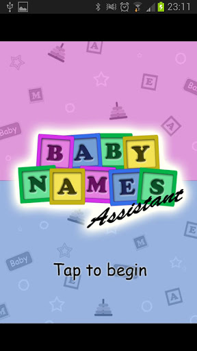Baby Names Assistant