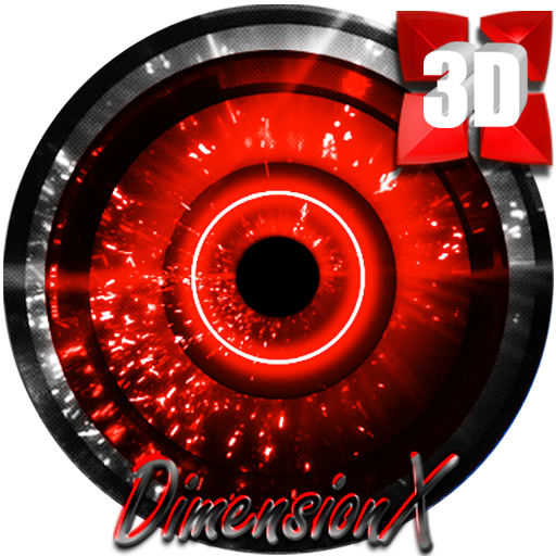 AlienRed Iconpack & Next Theme Android APK Download Free By THAAUS