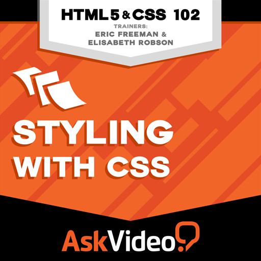 教育必備App|HTML5 & CSS - Styling with CSS LOGO-綠色工廠好玩App