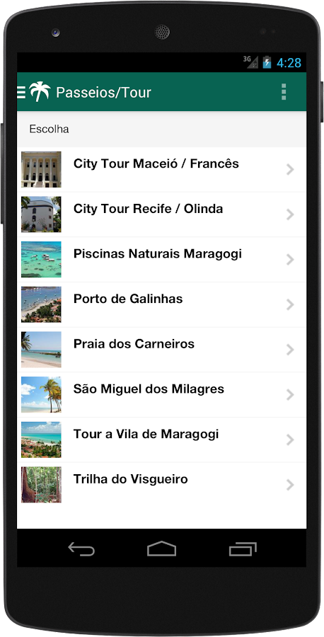 Costazul Turismo e Receptivo- screenshot