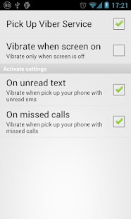 Pick Up Vibro Lite- screenshot thumbnail
