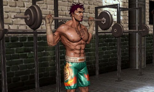 Punch Boxing 3D v1.0.3