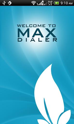 Max Dialer