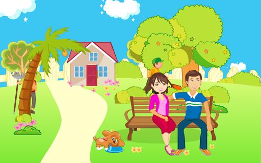 Kissing Game-Garden Romance 3.0.3 screenshots 6