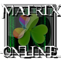 Go Launcher EX Matrix Online logo