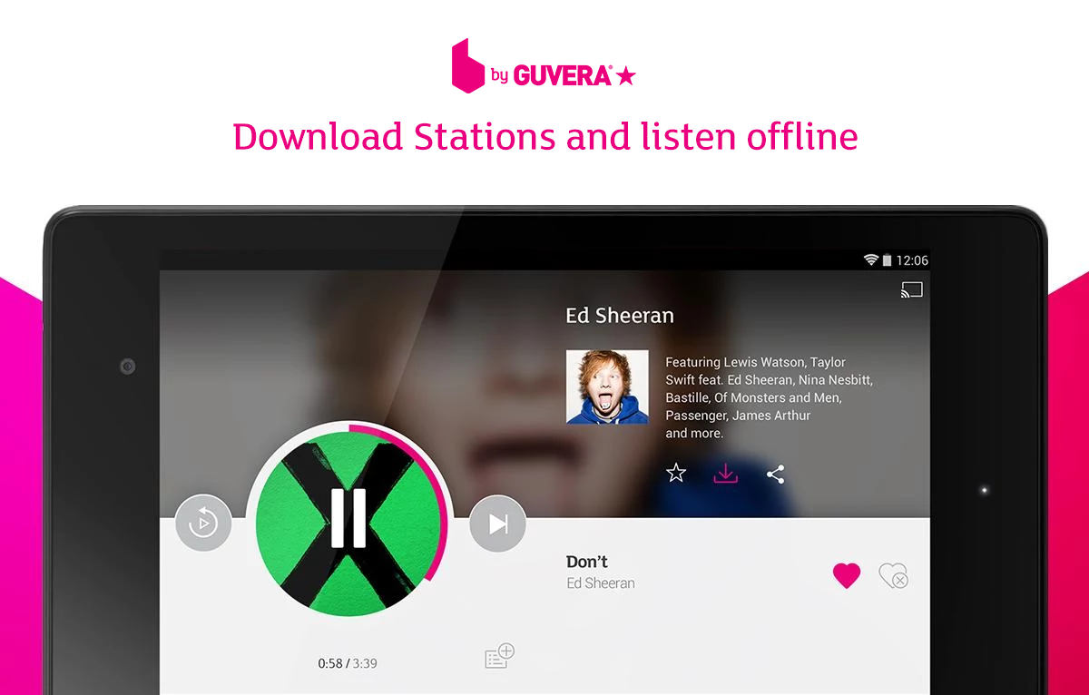 blinkbox Music Free Streaming - screenshot