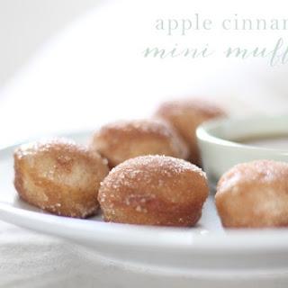 Apple Cinnamon Mini Muffins
