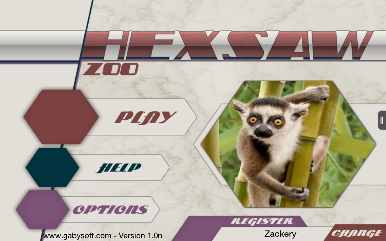 HexSaw - Zoo- screenshot