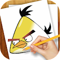 Free Learn to Draw Angry Birds APK for Windows 8