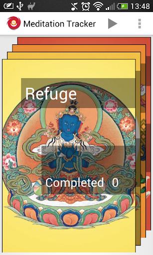 Meditation Tracker Alpha Test