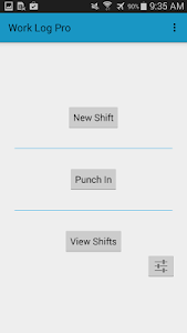 Work Log Pro v2.0