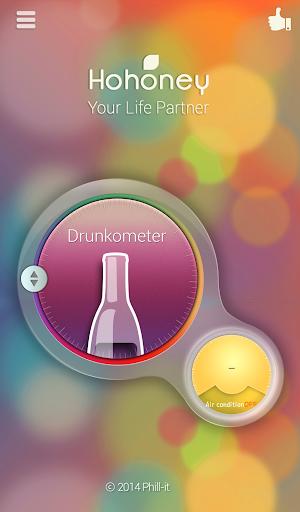 【免費工具App】Hohoney – 超小型饮酒、口臭检测仪器-APP點子