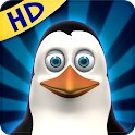 Talky Pat HD Talking Penguin icon
