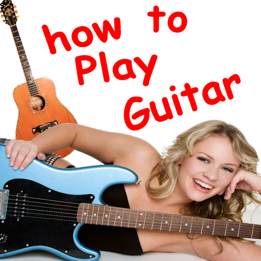 How to Play Guitar: Learn Easy LOGO-APP點子