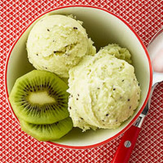 Kiwi Ice Cream Recipe