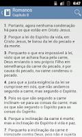 Screenshot of Bíblia JFA Offline