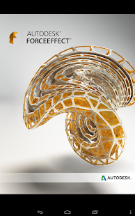 Autodesk ForceEffect- screenshot thumbnail
