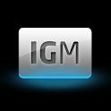 Indie Game Magazine App logo