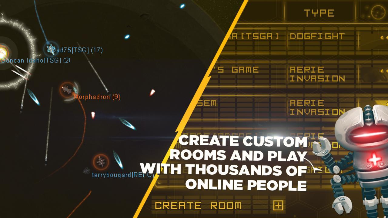 Pocket Fleet Multiplayer screenshot #10