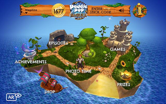 Magilika - screenshot