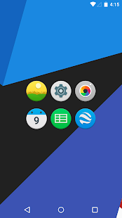 Audax - Icon Pack Screenshot