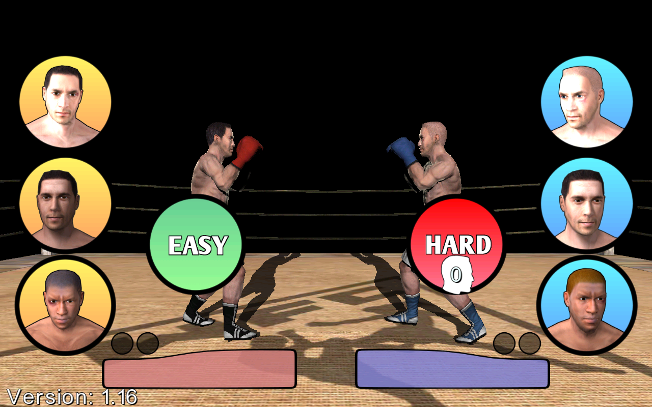 Concussion Boxing- screenshot