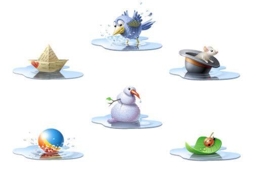 20个专业设计的漂亮图标打包下载(可能吧 www.kenengba.com)
