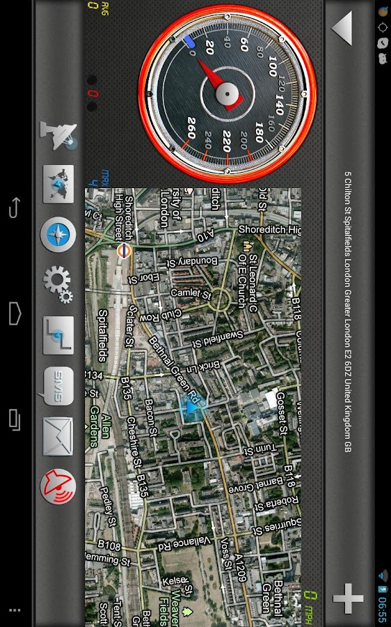Gps Traveler Pro - screenshot