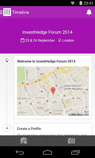 InvestHedge Forum 2014