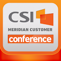 CSI Meridian Customer Conf logo