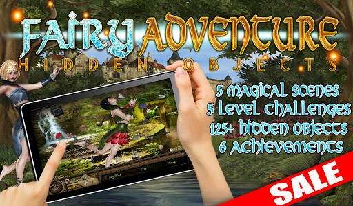 Fairy Adventure Hidden Objects