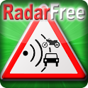 RadarFree logo