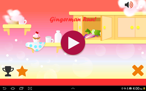 Doodle Runner! Ginger Man Run! Screenshot