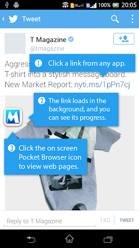 Pocket Browser