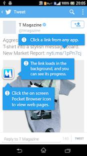 Pocket Browser